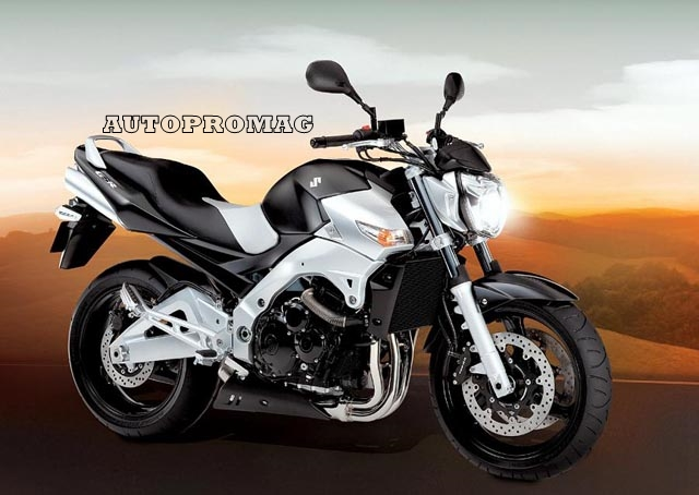Bikes 2014 India Inazuma suzuki black