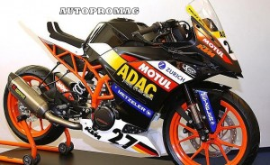 ktm faired duke 390
