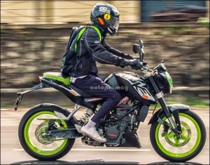 Black Duke 200 Modified 2013
