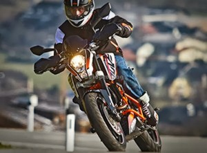 Duke 200 Racing