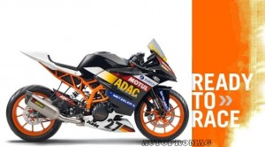 Ready to race ktm rc 390