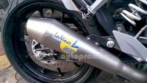 Leo vince exhaust for Duke 200 and 390