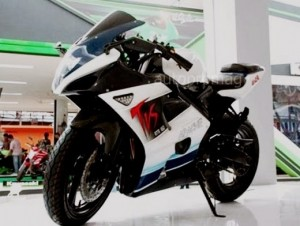 TVS 250 cc Bike in India