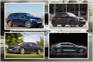 2013 Los Angeles Auto Show cars