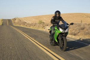 The 2014 Kawasaki Ninja 650r India