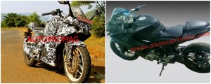 Pulsar 375 spotted and spied pics