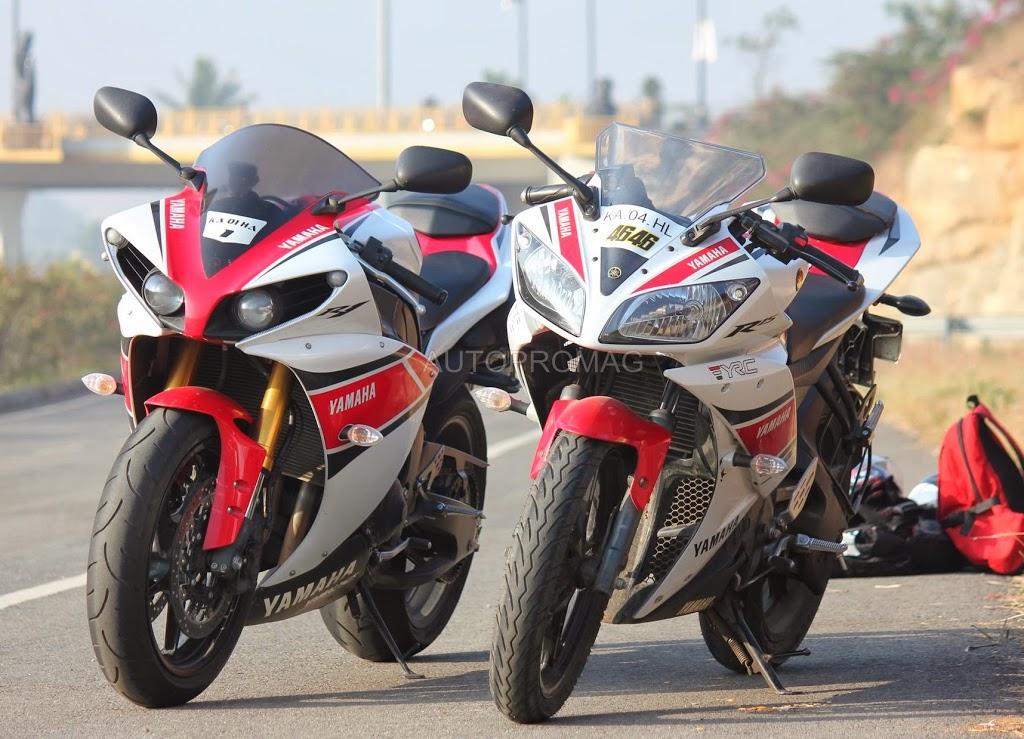 Honda Cbrr Vs Yamaha R Which Is Better