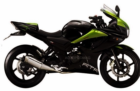 TVS-BMW Alliance To Bring Out 250cc Bike In 2014