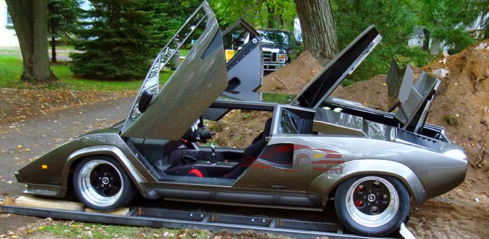 Making A Lamborghini In His Basement Story Of Ken Imhoff Autopromag