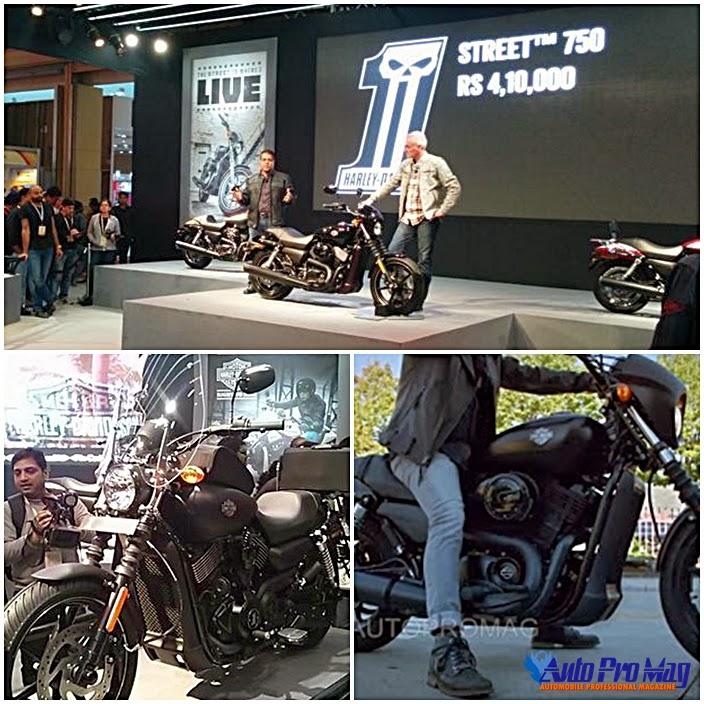 custom street 750 india